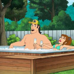 Hot Tub-tation