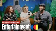 'Bless The Harts' Star Ike Barinholtz & More Join Us LIVE SDCC 2019 Entertainment Weekly