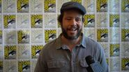 Ike Barinholtz of Bless The Harts at Comic-Con