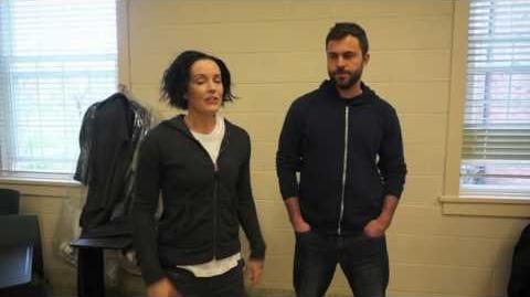 Behind the scenes on NBC's Blindspot