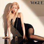 Rosé X YSL Beauty Libre Vogue Korea May 2021 4