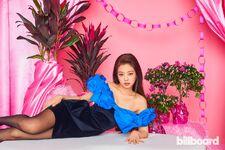 BlackpinkXBillboard - March 2019 Edition Jennie