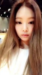 Jennie sendig kisses