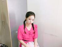 Jisoo Mc for Inkigayo April 2017