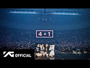 BLACKPINK - 5th ANNIVERSARY -4+1 PROJECT- ANNOUNCEMENT VIDEO