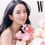 Jisoo Dior X W Korea 9