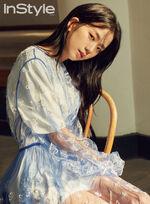 Jisoo InStyle Korea December 2017 1