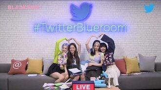 FULL BLACKPINK Live Q&A on Twitter BlueRoom