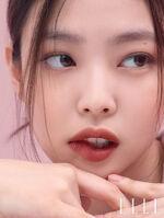 Jennie x Hera on Elle Korea September 2020 4