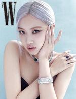 Rosé W Korea October 2020 3