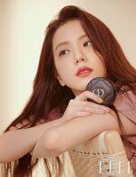 Jisoo Elle Korea July 2020 11