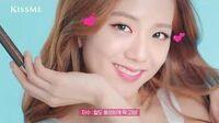 블랙핑크(BLACKPINK)'s Jisoo, Rosé 키스미(KISS ME) CF (x4) 2