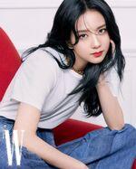 Jisoo W Korea February 2021 18