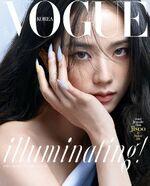 Jisoo Vogue Korea June 2021