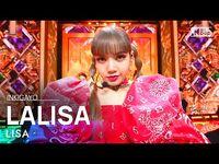LISA(리사) - LALISA @인기가요 inkigayo 20210919
