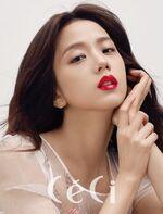 Jisoo CéCi Korea Magazine 3