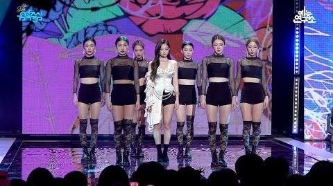 예능연구소 직캠 JENNIE - SOLO, 제니 - SOLO @Show Music core 20181201