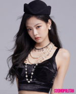Jennie for Cosmopolitan August 2018 Issue 3