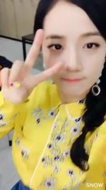 Jisoo Inkigayo 3