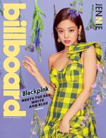 BlackpinkXBillboard - March 2019 Edition Jennie Cover