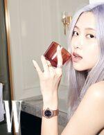 Rose W Korea Magazine August 2020 Issue 5