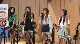 BLACKPINK (블랙핑크), 불장난 SBS 두시탈출 컬투쇼