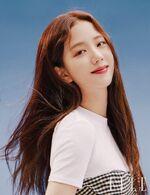 Jisoo Elle Korea July 2020 8