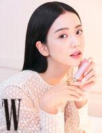Jisoo X W Beauty
