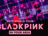 BLACKPINK 2019 World Tour (In Your Area)