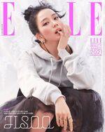 Jisoo Elle Korea January 2021 4