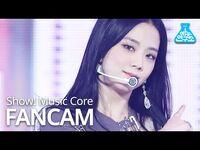 -예능연구소- 블랙핑크 지수 직캠 'Lovesick Girls' (BLACKPINK JISOO FanCam) @Show!MusicCore 201017
