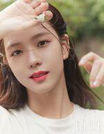 Jisoo Elle Korea July 2020 2