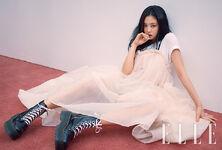 Jennie x Hera on Elle Korea September 2020 5