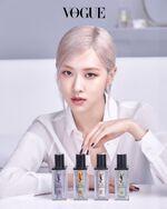 Rosé YSL Beauty April 2021 6