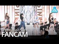 -예능연구소 4K- 블랙핑크 직캠 'How You Like That' (BLACKPINK FanCam) @Show!MusicCore 200704