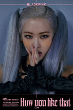 Rosé How You Like That 3rd Teaser