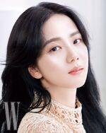 Jisoo Dior X W Korea 7