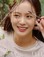 Jisoo Elle Korea July 2020 10