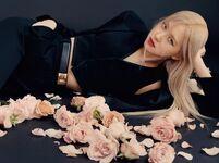 Rosé Vogue Australia April 2021 2