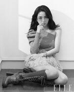 Jisoo Elle Korea January 2021 7