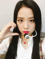 Jisoo Music Core 120817 IG Update 2
