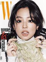 Jennie W Korea Magazine November 2018 Issue 1