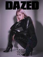 Rosé Dazed Korea November 2020 1