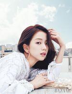 Jisoo Harper's BAZAAR June 2019 3
