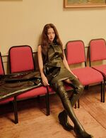 Jisoo Elle Korea Magazine December 2019 5