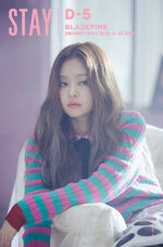 Jennie Stay Cover