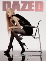 Rosé for Dazed Korea October 2019 Cover 3