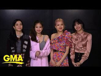 Blackpink talks 'The Album' and breaking records l GMA