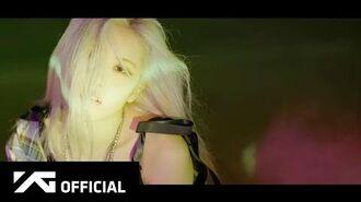BLACKPINK - 'THE ALBUM' ROSÉ Concept Teaser Video