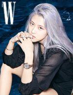 Rose W Korea Magazine August 2020 Issue 6